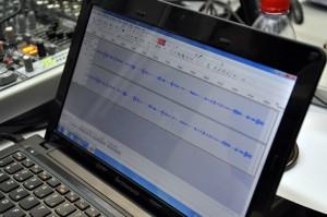 Le PC avec lequel Mangacast est enregistré