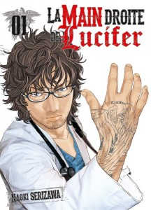 La Main droite de Lucifer > T.1 édition Simple La Main droite de Lucifer T.01