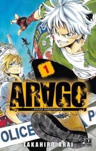 Arago - Tome 01