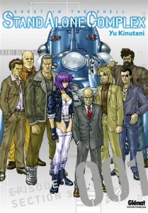 Ghost in The Shell : Stand Alone Complex - Tome 01