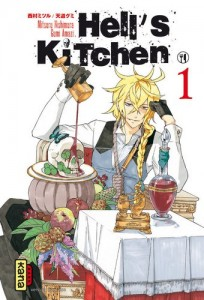 Hell's Kitchen - Tome 01