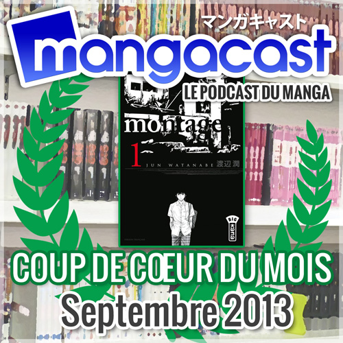 Coup de Coeur du Mois de Septembre 2013
