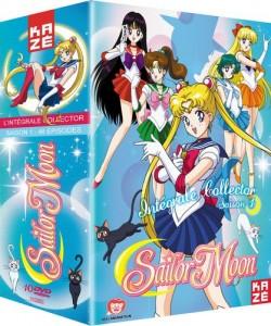 Sailor Moon Saison 01 - Intégrale Collector (DVD)