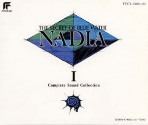 Nadia - Complete Sound Collection I