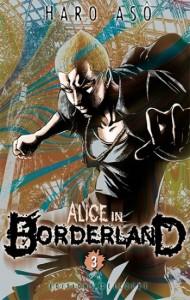 Alice in Borderland - Tome 03