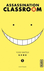 Assassination Classroom - Tome 01