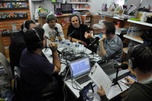 Mangacast n°09 : Athras, Kobito, Grégoire HELLOT, Carlo LEVY, Olivier CERVANTES et Kubo