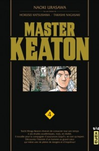 Master Keaton - Tome 04