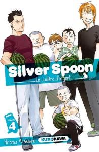 Silver Spoon T.04
