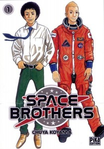 Space Brothers - Tome 01