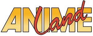 Logo Animeland de 1996