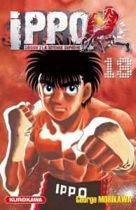 Ippo Saison 3 - Tome 18 (Kurokawa)