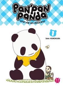 Pan'Pan Panda, une vie en douceur - Tome 01