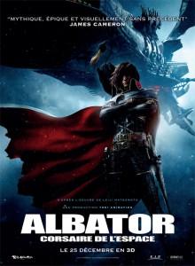 Albator, le Corsaire de l'Espace - Le film
