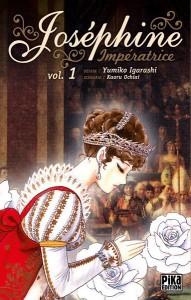 Joséphine Impératrice - Tome 01