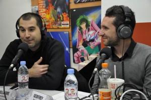 Guillaume & Goeffrey de Manga Sanctuary
