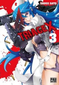 Triage X - Tome 03