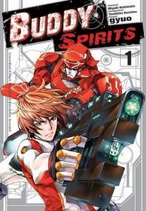 Buddy Spirits - Tome 01