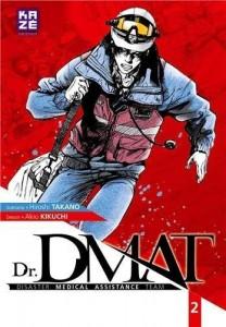 Dr. DMAT - Tome 02