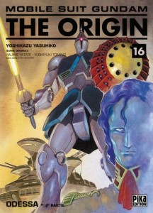 Gundam: The Origin - Tome 16