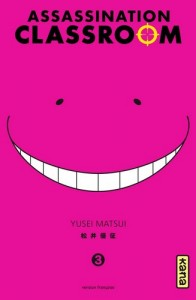 Assassination Classroom - Tome 03