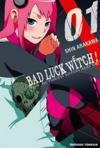 Bad Luck Witch! - Tome 01