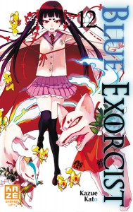 Blue Exorcist - Tome 12