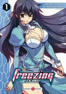 Freezing Zero - Tome 01