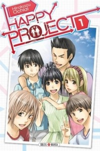 Happy Project - Tome 01