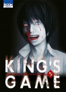 King's Game - Tome 05