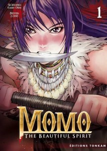 Momo, The Beautiful Spirit - Tome 01