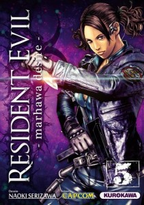Resident Evil, Marhawa Desire - Tome 05