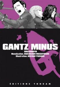 Gantz/Minus - Tonkam
