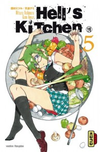 Hell's Kitchen - Tome 05
