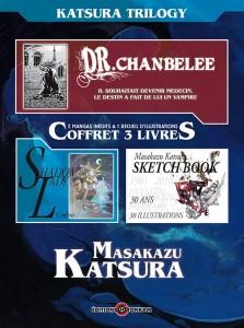 Katsura Trilogy chez Tonkam