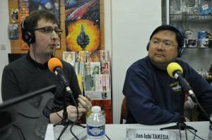 Fabien VAUTRIN et Jun-Ichi TAKEDA