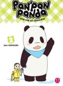 Pan'Pan Panda - Tome 02
