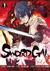 Swordgaï - Tome 01