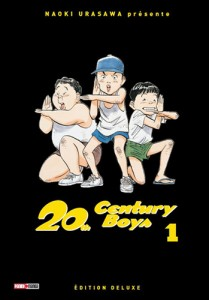 20th Century Boys Deluxe - Tome 01
