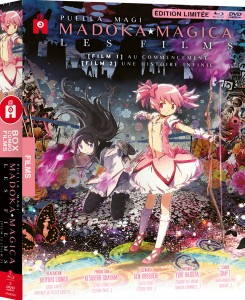 Madoka Magica films 1-2 - @Animé