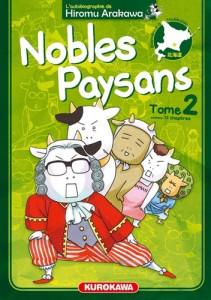 Nobles Paysans - Tome 02