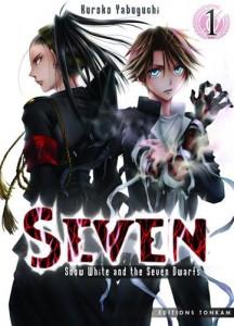 Seven - Tome 01
