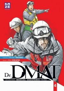Dr. DMAT - TOME 04