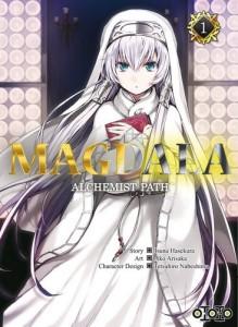 Magdala, Alchemist Path - Tome 01
