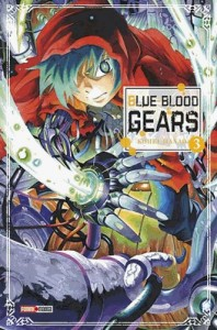 Blue-Blood Gears - Tome 03