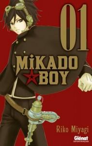 Mikado Boy - Tome 01
