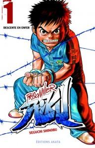 Prisonnier Riku - Tome 01
