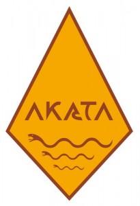Ancien logo Akata
