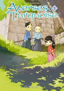 Averses Turquoise - Tome 01