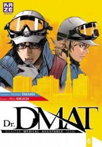 DR. DMAT - TOME 06